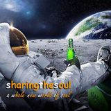 you're most welcome to do a bit of  sharing the soul 20140818