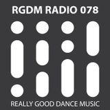 RGDM Radio 078 presented by Harmonic Heroes