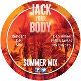 DJ Jay Hayden - Jack Your Body Summer Mini Mix 2017