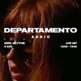 DPTO AUDIO - MRS. BLYTHE
