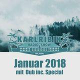 KarlribikRadioShow - Januar2018