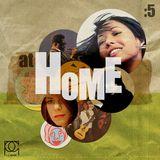 at HOME :5