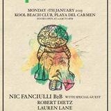Robert Dietz - Live @ The BPM Festival 2013, Kool Beach Club, México (07.01.2013)