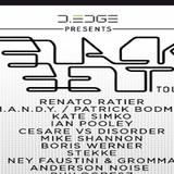 Boris Werner  @ @ D.Edge Pres. Black Belt Tour, (Baut, Amsterdam) (ADE 2104) - 15-10-2014