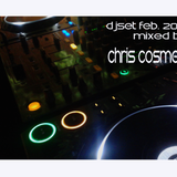 djset feb. 2013 mixed by Chris Cosmelli