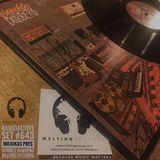 miliokas pres  Humble Dubbers LP (Melting Records) - RadioActive Set #643