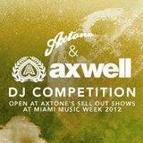 Axtone Presents Competition Mix 2