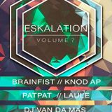 PatPat @ Eskalation7 (Hans Bunte)