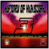 DJ Energy & MC Suicide - History Of Hardcore 3 - Dream FM Special