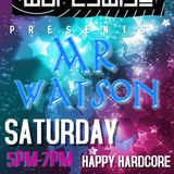 Mr Watson Lazer FM 18th November Happy Hardcore Show