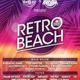dj Youri Parker @ Retro Beach oostende - Retro 30-07-2016