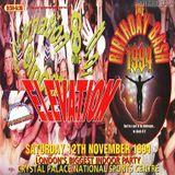 Demolition Cru Kenny Ken & Slipmatt Elevation & Reincarnation 'The Birthday Bash' 12th Nov 1994