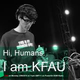Kfau PowerEDM Radio Show 001