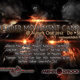 Miss_MissGeSchick @ HARDER MOVEMENT CAMP Nature One 2013 Set No2
