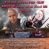 Paulie 4-fingers - silent march @ the funeral - the last tribute to Marco uit de bosch aka (languh)