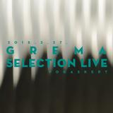 Selection Live @ Fogas Kert - GREMA - 2015.4.27.
