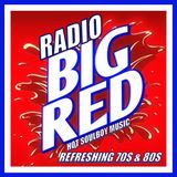 big red radio refreshing 70s&80s only music!! all day long!!