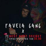 TKNQ - Favela Gang x Best Kept Secret