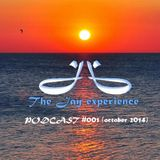 Podcast#001#octubre#2014 @ By The Jay Experience