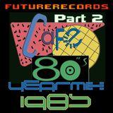 FutureRecords - Cafe 80s YearMix 1985 Part 2