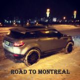 Road to Montreal : Matter & Motion Session - January 2013