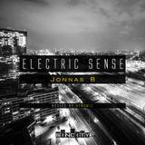 Electric Sense 030 (June 2018) [Guestmix by Jonnas B]