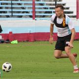 Patricio Rodríguez en el Programa 743 de UAI Deportiva