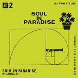 Soul in Paradise w/ Jamma Dee - 7th February 2019