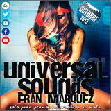Universal Sounds Octubre 2015 - Fran Márquez
