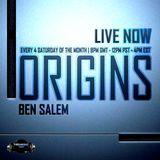 Ben Salem - Origins EP03 6-25-16 TM-Radio