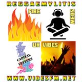 Reggaemylitis Radio Show, Vibes FM, 12 April 2017