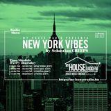 Sebastian Creeps aka Gil G - New York Vibes Radio Show on MyHouseRadio.fm NYC EP032