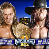 WrestleMania 24: Undertaker vs. Edge