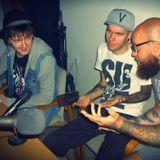Audiorozhovor: Banán a Vinca z kapely Hanba (pořad Kids and Heroes Radio Show, 16. 9. 2014)