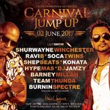 Jump up 02.06.2017 - Shurwayne Winchester & Ravi B - 15years Soca Twins