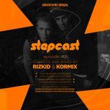 Electronic Steps pres. Stepcast 02 - Rizkid & Kormix