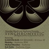RandomRab Live at Synchromystic 2009 [FREE DL]