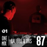 Calibre feat. DRS - One Mix @ Beats1 (04-03-2017)