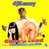 DJ KENNY GONE A LEAD DANCEHALL MIX NOV 2016