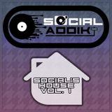 Social Addikt - Social's House Vol.1