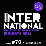 Radio Metro - International Episode #70 Classics Mix