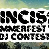 CINCIS SUMMER FEST 6 DJ CONTEST - MAD MODE