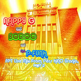 Nappy G & Bodoo & m.c. P-Funk: FPT Live Mix from Pécs KINO Urania, Pt. 2