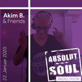 Absolut Soul Show /// 22.01.20 on SOULPOWERfm