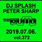 Dj Splash (Peter Sharp) - Pump WEEKEND 2019.07.06.