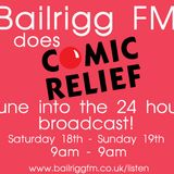 Comic Relief 24 Hour Broadcast (Hour 3 The Back Pages)