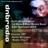 Ep. 197 - Artist Spotlight on Sabre, Vol. 1