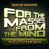 Gonzalo Shaggy Garcia - For the masses, from the mind - Special Autumn Vol.21 (Feb2014)