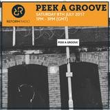 Peek A Groove 8th July 2017