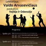 Vaidas Arvasevičius - VEIKLA-ŠEIMA-VAIKAI, VAIKŲ AUKLĖJIMAS BE STRESO - 2015 Odense